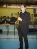 Antonio MARECO au saxophone