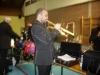 à la trompette Pierre LHONNEUX