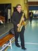 Fernando DA SILVA au saxophone