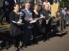 joie partagée avec les ex-aequo, l'Harmonie du Havre