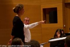 Répétition avec Philippe FERRO