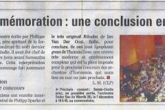 Revue de Presse 2013-2014