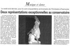 Revue de presse 2004-2005