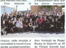 Revue de Presse 2014-2015